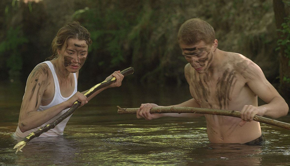 """image du film """"Les combattants"""" de Thomas Cailley"""